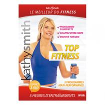 Kathy Smith - 3 DVD Top Fitness