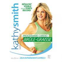 Kathy Smith - DVD Cardio Brûle Graisse