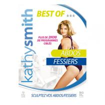 Kathy Smith - DVD Best Of Abdos Fessiers