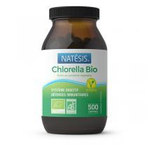 Natésis - Chlorella Bio - 500 comprimés