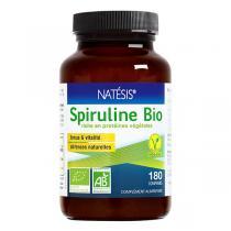Natésis - Spiruline Bio x 180 comprimés de 500mg