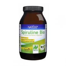 Natésis - Spiruline Bio - 500 comprimés