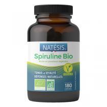 Natésis - Spiruline Bio - 180 comprimés