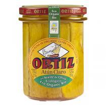 Ortiz - Thon albacore huile olive 190g