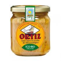 Ortiz - Atún Albacora Aceite de Oliva Bio 190gr