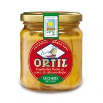 Ortiz - Thon blanc germon huile olive 190g