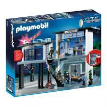 Playmobil® - Polizei-Kommandostation mit Alarmanlage 5182
