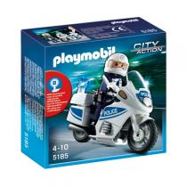 Playmobil® - Polizeimotorrad 5185