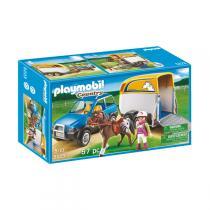 Playmobil® - PKW mit Pferdeanhänger 5223