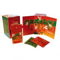 Sonnentor - Bio - Tee Adventskalender 24 Aufgussbeutel
