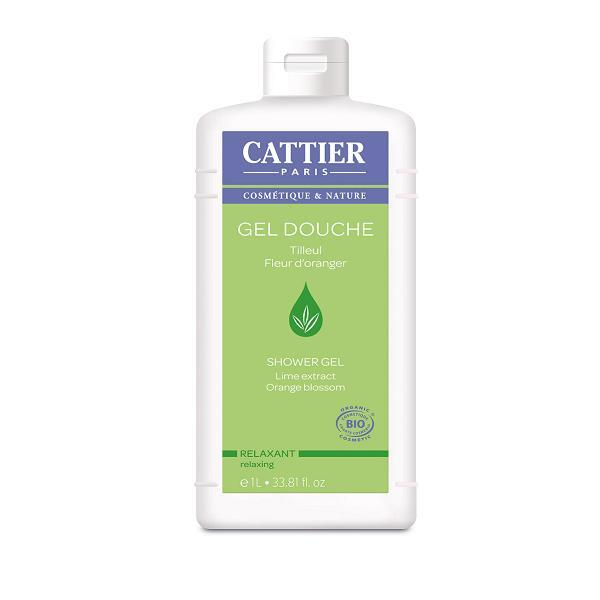 Cattier - Gel douche relaxant 1l