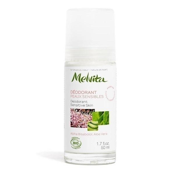 Melvita - Déodorant peaux sensibles 50ml