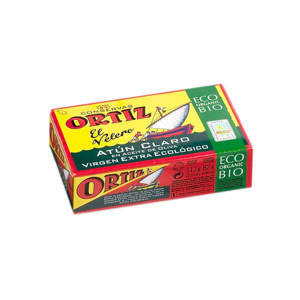 Ortiz - Thon albacore huile olive 112g