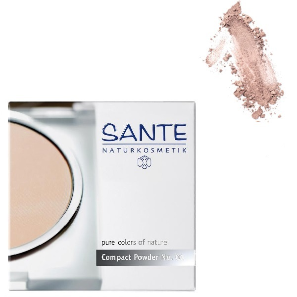 Santé - Compact Powder porcellan No. 01 9g