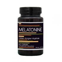 Aquasilice INNOV - Mélatonine 60 gélules