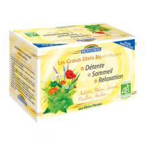 Biofloral - Infusion Détente Sommeil Relaxation 20 sachets