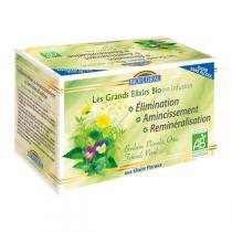 Biofloral - Infusion élimination amincissement reminéralisation - 20 sachets