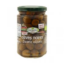 Biorganica Nuova - Olives noires entières 280g