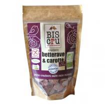 Biscru - Bio Cracker Rote Beete & Karotte 70 g