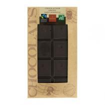 Bovetti Chocolats - Chocolat noir Bio 73% 100g