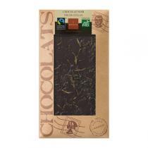 Bovetti Chocolats - Chocolat noir bio au thé Earl Grey 100g