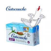 Cotocouche - 30 Cotocouche Cotton Nappy Liners - 5+ Months