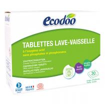 Ecodoo - Tablettes Lave-Vaisselle 600g