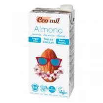 EcoMil - Mandelmilch Natur Kalzium bio 1 Liter