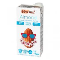 EcoMil - Organic Sugar Free Almond Calcium Drink 1L