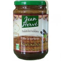 Jean Hervé - Pâte à tartiner karouba - 340g