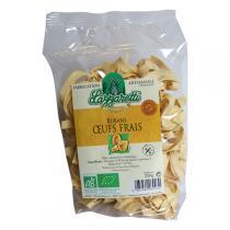 Lazzaretti - Rubans aux oeufs frais Bio 250g