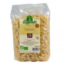 Lazzaretti - Torsades blanches Bio 500g