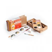 Namaki - Wildlife Face Paint Set - 8 colours