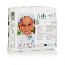 Nature Babycare - Size 4 Maxi Nappies 7-18kg 27 per pack