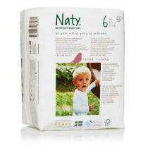 Naty by Nature Babycare - Pannolini Usa e Getta Naty T6 +16 kg