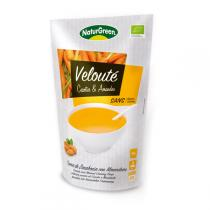 NaturGreen - Organic Carrot & Almond Soup