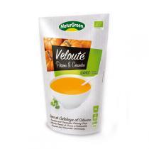 NaturGreen - Kürbis - Koriander - Suppe Bio