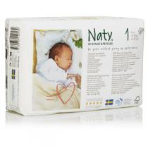 Nature Babycare - Size 1 Newborn Nappies 2-5kg 26 per pack