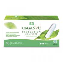 Organyc - Tampons  super, sans applicateur