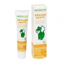 Phytonorm - Dragon Children's Toothpaste - Banana 75ml