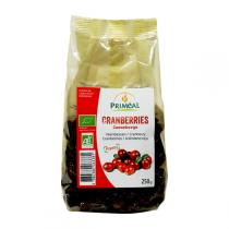 Priméal - Dried Cranberries infused with Apple Juice 250g