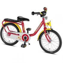 """Puky - Vélo Enfant Z6 16"""" rouge - dès 4 ans"""