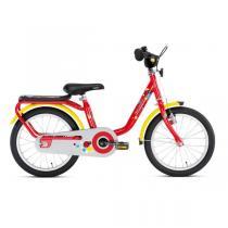 """Puky - Vélo Enfant Z6 16"""" Rouge - Dès 3 ans"""