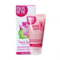 Pulpe de vie - Masque Gommage Sucré Frappé 75ml