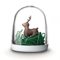 QUALY Design - Deer Paper Clip dispenser