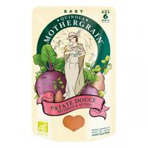 Quinola Mothergrain - Organic Sweet Potato & Beetroot Quinoa Baby Food 6M+
