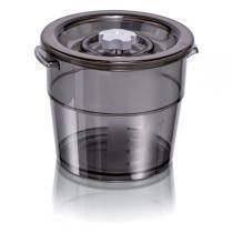 Magic Vac - Round vacuum container 2L