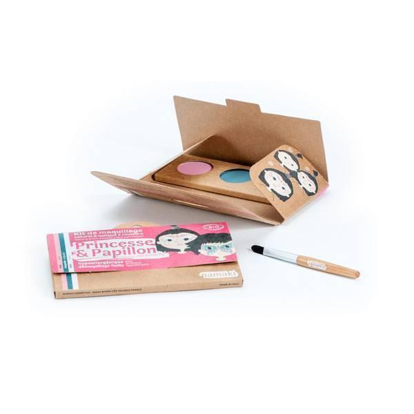 "Namaki - Kit maquillage ""Princesse & Papillon"""