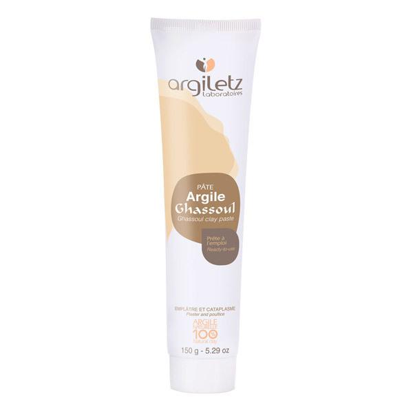 Argiletz - Argile Ghassoul prête à l'emploi 150Gr