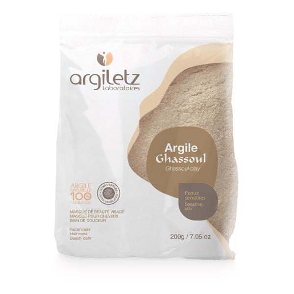 Argiletz - Argile Ghassoul ultra ventilée 200Gr